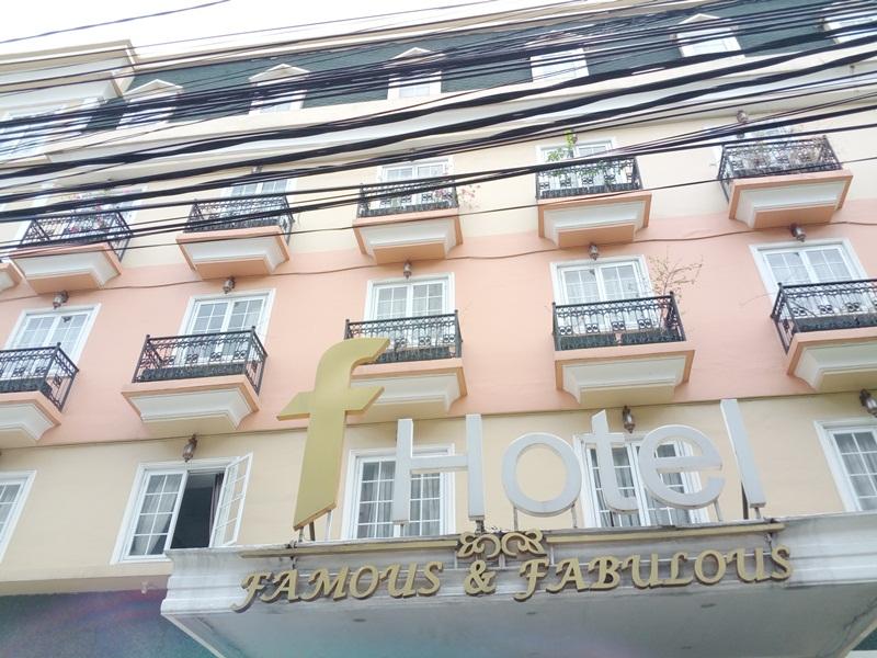 F Hotel Panglima Polim