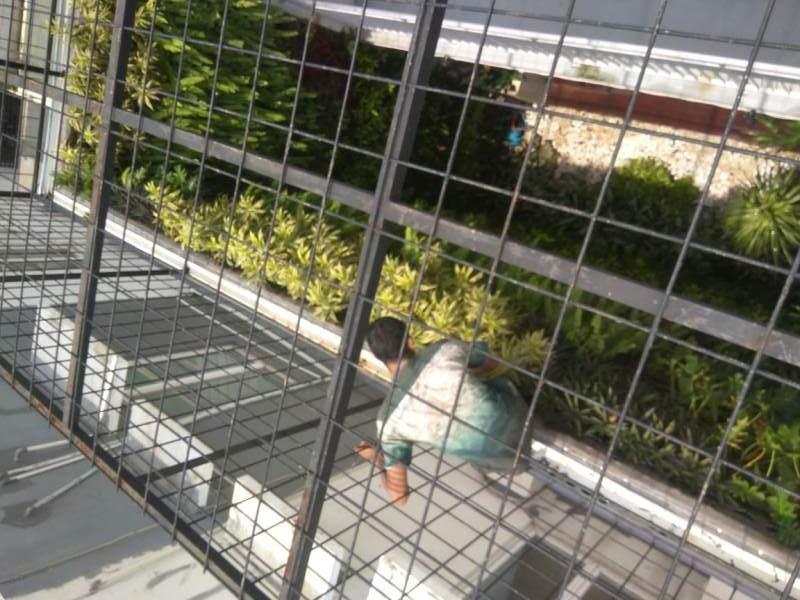 Proyek Vertical Garden